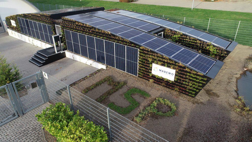 Technikum Solar-Dome/ Mabewo AG Schweiz