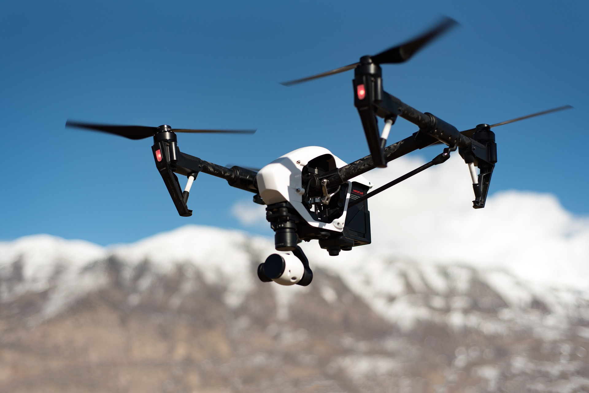 Drohnen: Unglaubliche Möglichkeiten für Fotografen, Kreative und Filmemacher
